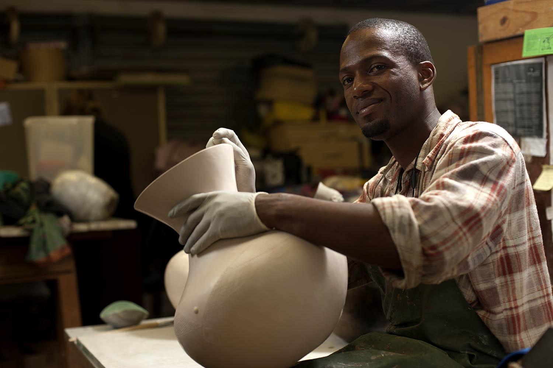 Economic Empowerment - Hillcrest AIDS Centre Trust - KwaZulu-Natal - hillaids HACT -woza-moya-pots