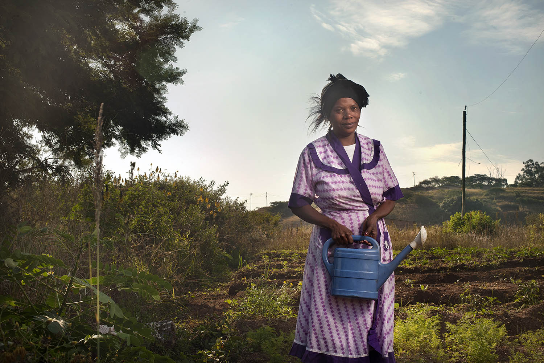 HACT Plant Nursery - Hillcrest AIDS Centre Trust - KwaZulu-Natal - hillaids -gardener-trees