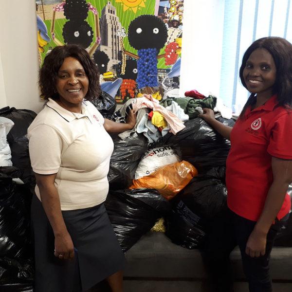 Economic Empowerment - Hillcrest AIDS Centre Trust - KwaZulu-Natal - hillaids HACT Clothing Scheme Donations