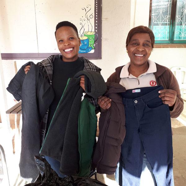 Economic Empowerment - Hillcrest AIDS Centre Trust - KwaZulu-Natal - hillaids HACT Clothing Scheme